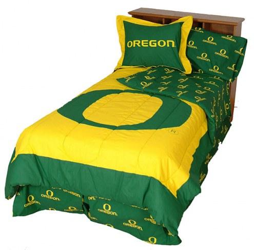Oregon Ducks Comforter Set