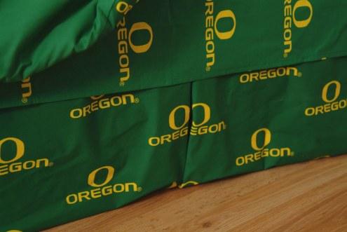 Oregon Ducks Bed Skirt