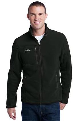 Eddie Bauer Custom Mens Full-Zip Fleece Jacket