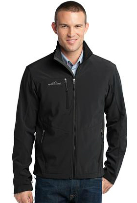 Eddie Bauer Custom Mens Soft Shell Jacket