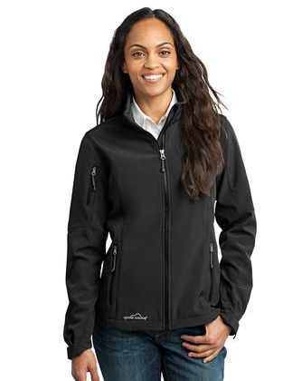Eddie Bauer Custom Ladies Soft Shell Jacket