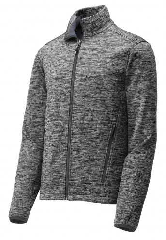Sport-Tek PosiCharge Electric Heather Men's Custom Soft Shell Jacket
