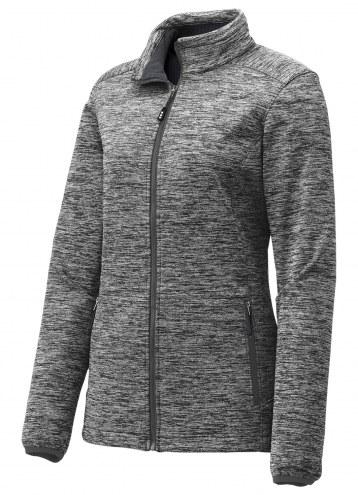 Sport-Tek PosiCharge Electric Heather Women's Custom Soft Shell Jacket