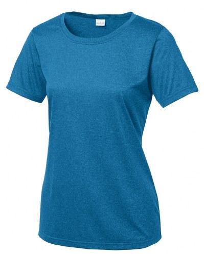 Sport-Tek Heather Contender Women's Custom T-Shirt