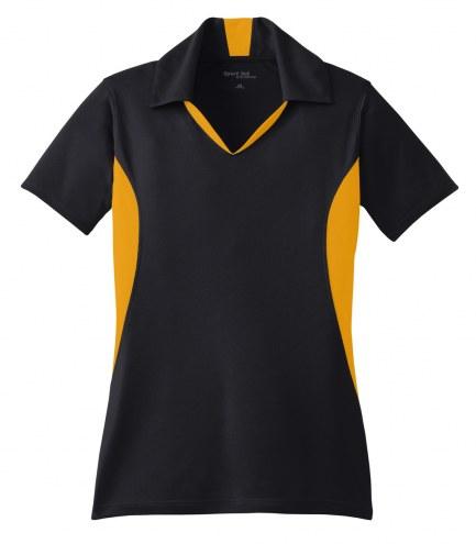 Sport-Tek Heather Colorblock Contender Women's Custom Polo Shirt