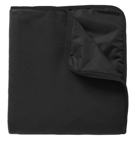 Port Authority Fleece & Poly Travel Custom Blanket