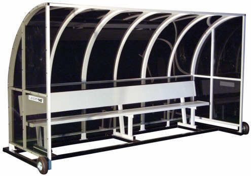 Gill Athletics Essential 8' Portable Team Shelter
