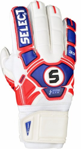 Select US33 USA All Round Finger Protection Soccer Goalkeeper Gloves