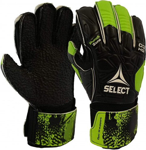 Select 03 Youth Protec Hard Ground V20 Soccer Goalie Gloves