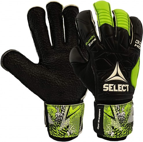 Select 33 Protec Hard Ground Soccer Goalie Gloves