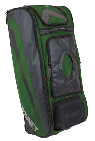 Bownet Commander Wheeled Baseball Catcher's Equipment Bag