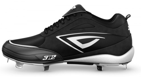 3N2 Rally Metal PT Women's Fastpitch Pitcher's Softball Cleats
