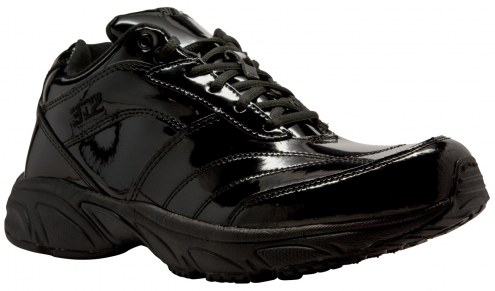 3N2 Reaction Patent Leather Men's Referee Sneakers