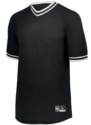 Holloway Adult/Youth Retro V-Neck Custom Baseball Jersey