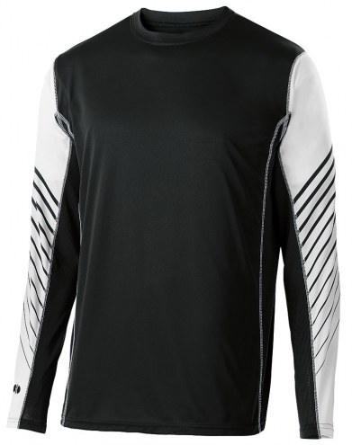 Holloway Adult Arc Long Sleeve Shirt