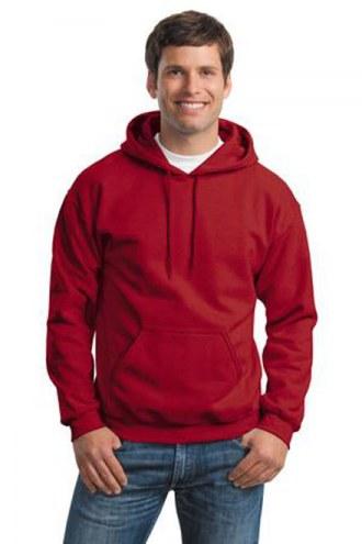 Gildan Custom Screen Printed Adult 8 oz Heavy Blend Hooded Sweatshirt