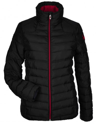 Spyder Women's Supreme Insulated Custom Puffer Jacket