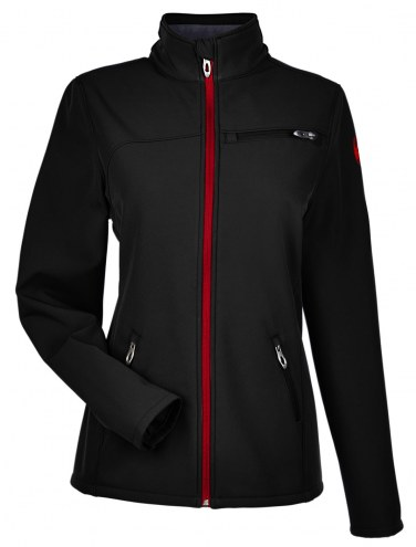 Spyder Women's Transport Custom Softshell Jacket