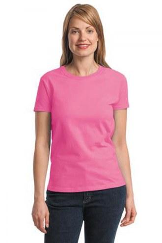 Gildan Custom Screen Printed Women's Ultra Cotton T-Shirt
