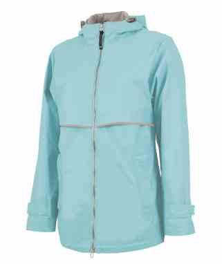 159eb9d9748 Charles River Custom Womens New Englander Rain Jacket