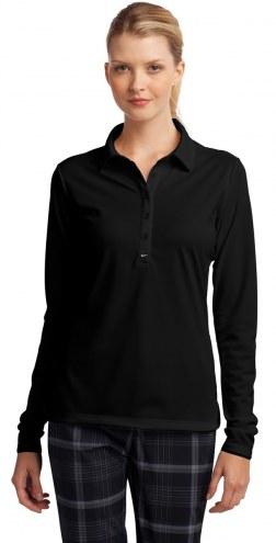 Nike Golf Ladies Long Sleeve Dri-FIT Stretch Tech Polo