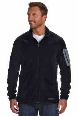 f3d5249e2 Marmot Men s Custom Reactor Fleece Jacket