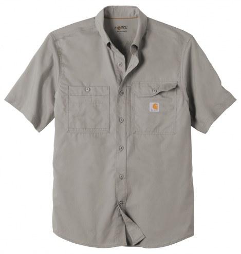 Carhartt Force Ridgefield Solid Men's Custom Short Sleeve Shirt