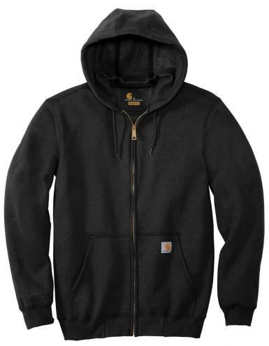 Carhartt Midweight Hooded Zip-Front Men's Custom Sweatshirt