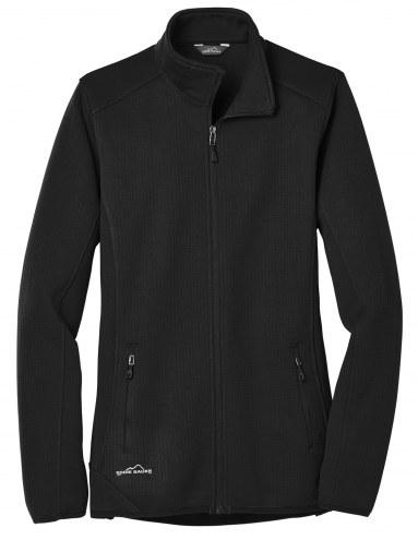 Eddie Bauer Women's Dash Full-Zip Custom Fleece Jacket
