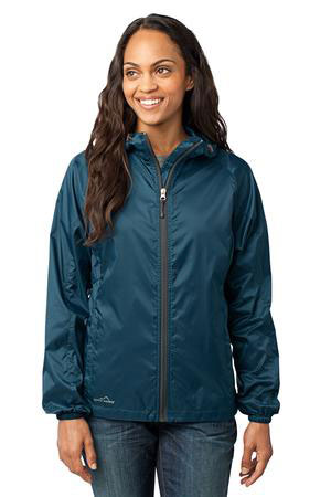 Eddie Bauer Custom Women's Packable Wind Jacket