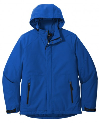 Port Authority Men's Insulated Waterproof Tech Custom Rain Jacket