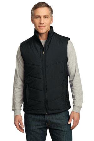 Port Authority Custom Men's Puffy Vest