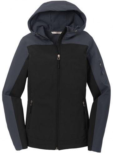 Port Authority Women's Hooded Core Softshell Jacket
