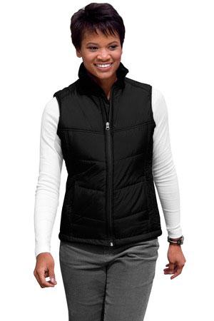 Port Authority Custom Women's Puffy Vest