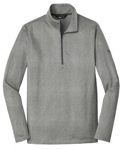 The North Face Tech 1/4 Zip Men's Custom Fleece Jacket