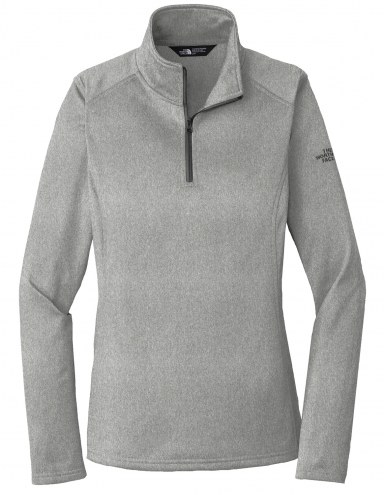 The North Face Tech 1/4 Zip Women's Custom Fleece Jacket