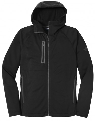The North Face Canyon Flats Men's Custom Fleece Hooded Jacket