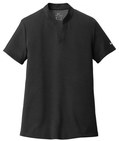Nike Dri-FIT Hex Texture Women's Custom V-Neck Shirt