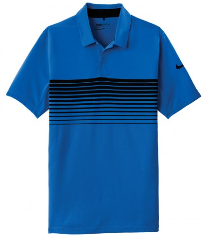 Nike Dri-FIT Chest Stripe Men's Custom Polo Shirt