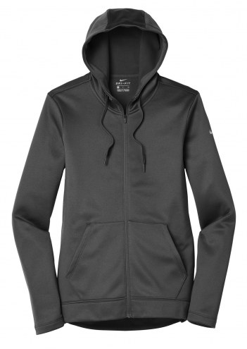 Nike Therma-FIT Women's Full Zip Custom Fleece Hoodie
