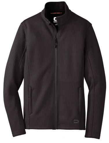 Ogio Men's Grit Custom Fleece Jacket