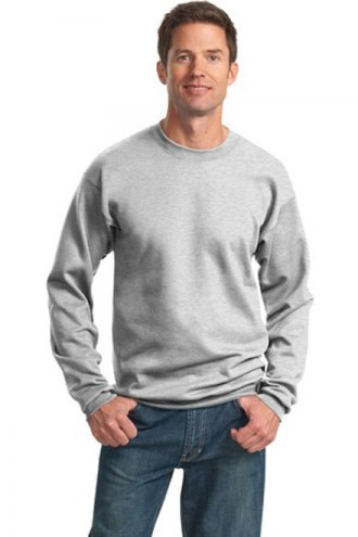 Port & Company Custom Adult Ultimate Pullover Crewneck Sweatshirt