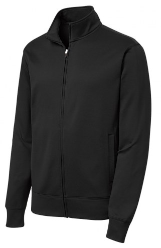 Sport-Tek Sport-Wick Full Zip Men's Fleece Jacket