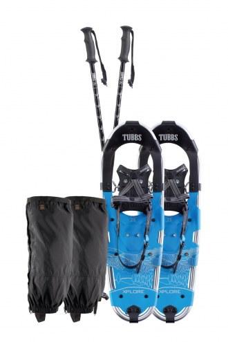Tubbs Men's Xplore Snowshoe Kit