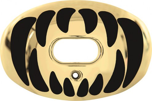 Battle Sports Oxygen Predator Chrome Lip Protector Mouthguard