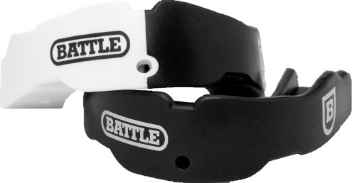 Battle Sports Color Adult Lip Protector Mouthguard - 2 Pack