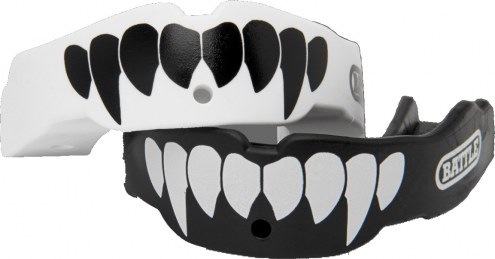 Battle Sports Fang Adult Lip Protector Mouthguard - 2 Pack