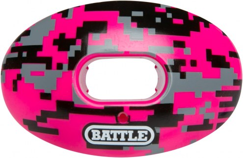Battle Sports Oxygen Camo Lip Protector Mouthguard