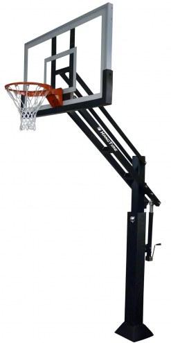 "Bison HangTime 5"" Adjustable Height Basketball System"