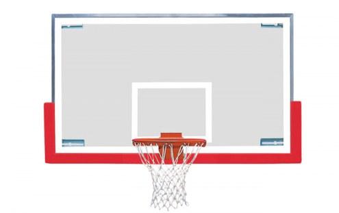 Bison Standard Short Board Gymnasium Basketball Backboard Package